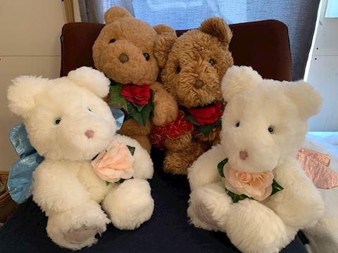 Phebe Phillips Teddy Bears