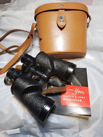 1968 Bausch & Lomb Zephyr Binoculars. 7 x 35
