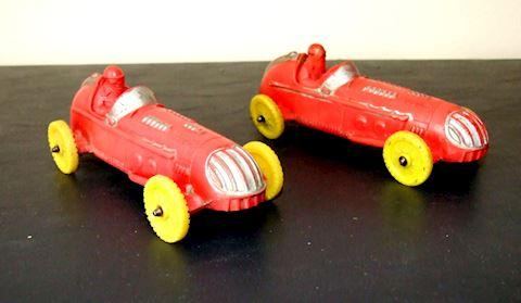 AUBURN RUBBER RACER TWO