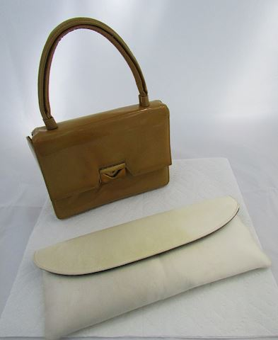 Two Vintage Purses/Handbags