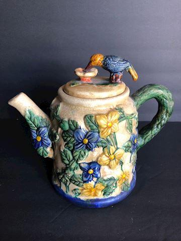 Decorative Ceramic Tea Pot