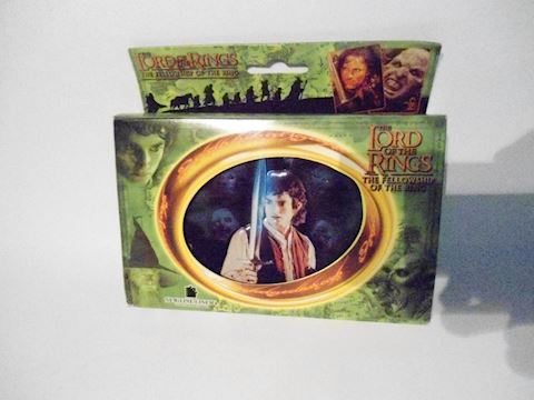 Lord of the Ring Collector Cards