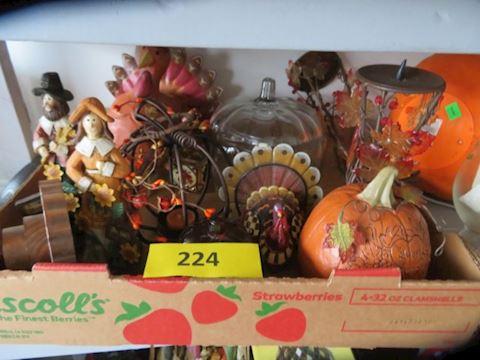 Fall/Halloween Home Decor