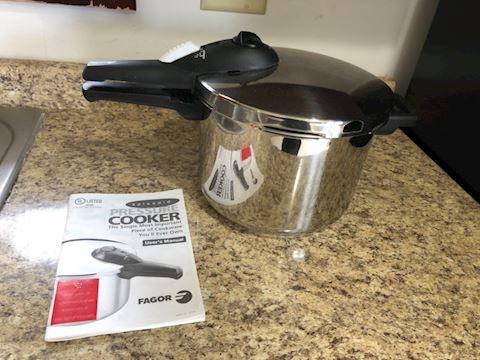 Splendid Fagor Pressure Cooker