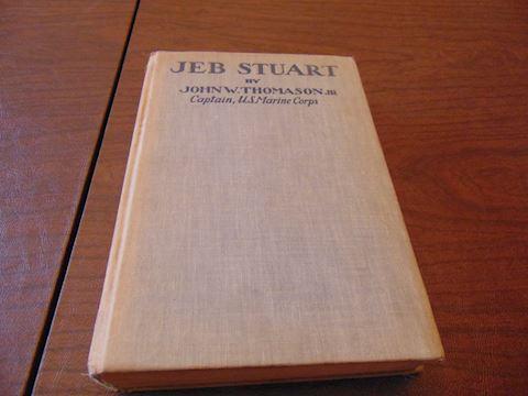 Vintage Jeb Stuart book