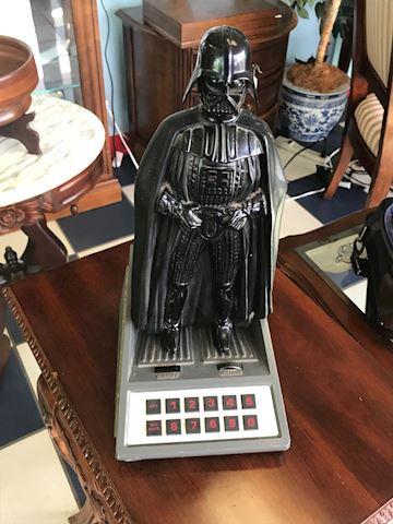 Vintage Working Darth Vader Phone