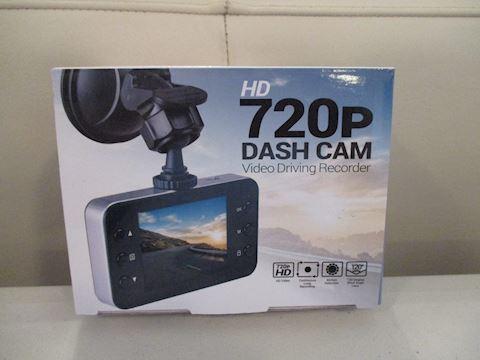 720P Dash Cam