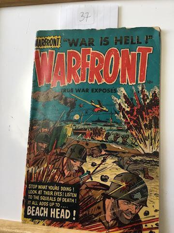 War front