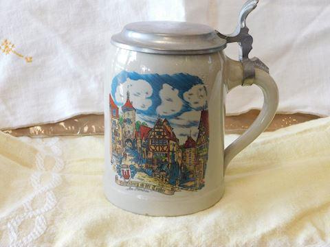 Souvenir German Beer Stein