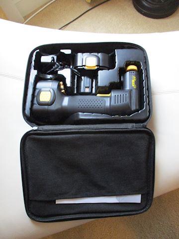 AIRMan portable air compressor