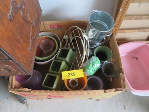 Vases, planters & Garden stuff!