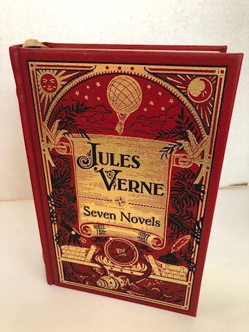 Barnes & Noble Jules Verne Seven Novels  - 1 Total