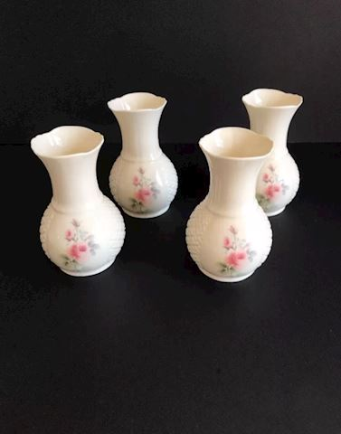 4pc Donegal Vase set