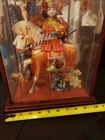 Samurai Doll from WWII
