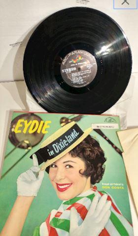 Album Vinyl Eydie