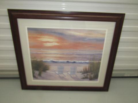 Beach Sunrise picture