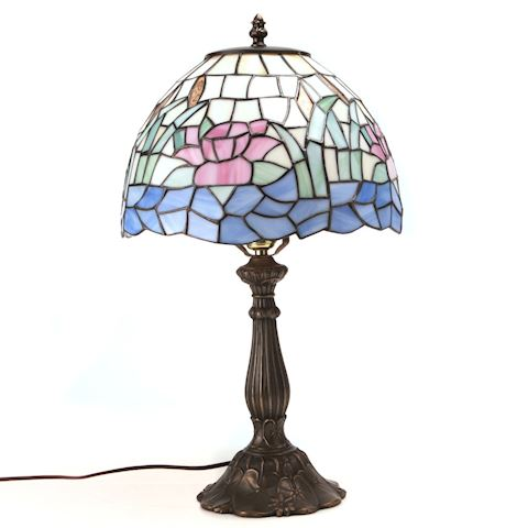 Paul Sahlin Tiffany table lamp