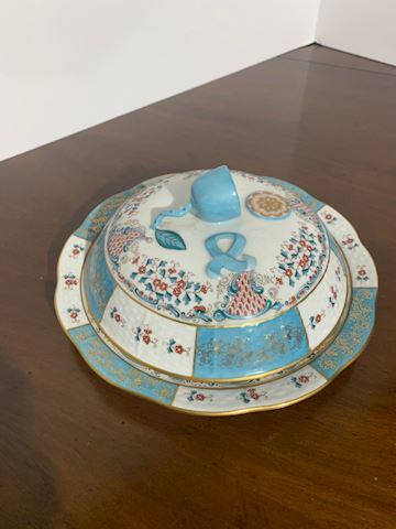 Liv.   507.  Antique Dish