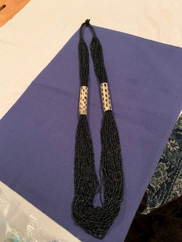 Long  Beaded Necklace