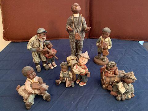 Sarah's Attic Figurines