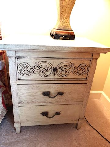Bed Night Stand