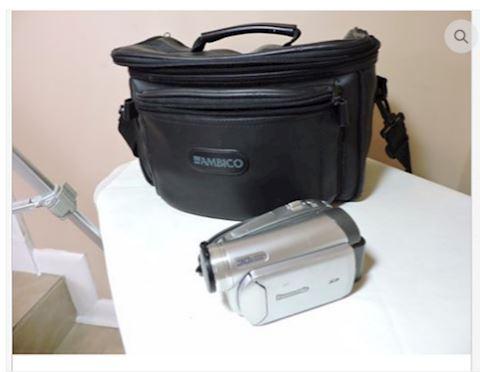 Panasonic Video Camcorder PV-GS39 MiniDV 30x Zoom