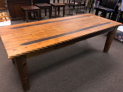 EL PAS ROPE DINING TABLE
