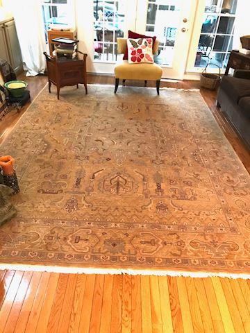 Nourison wool rug