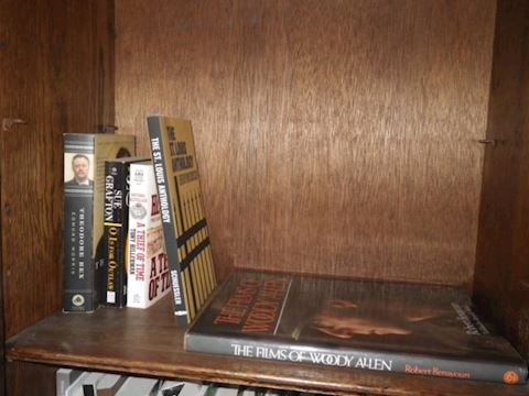 Secretary Lot of Books