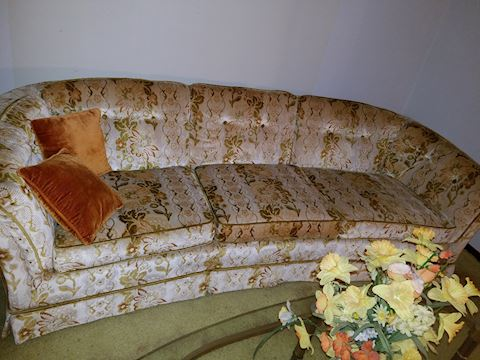 Cool Vintage Sofa