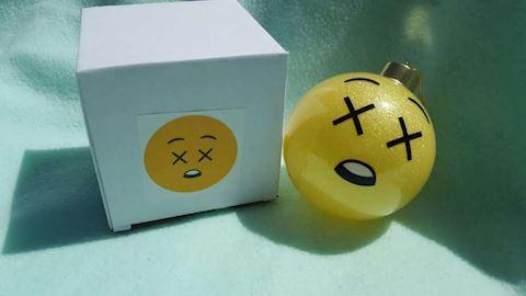 Emoji Ornament - 6