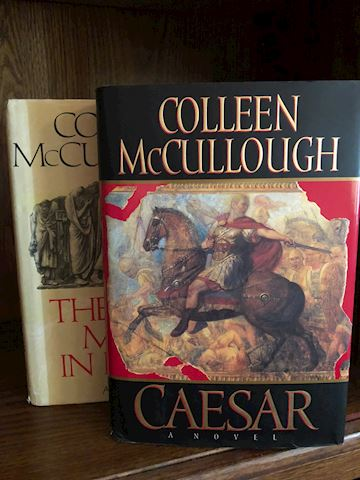 Colleen McCullough Books - 4 Total