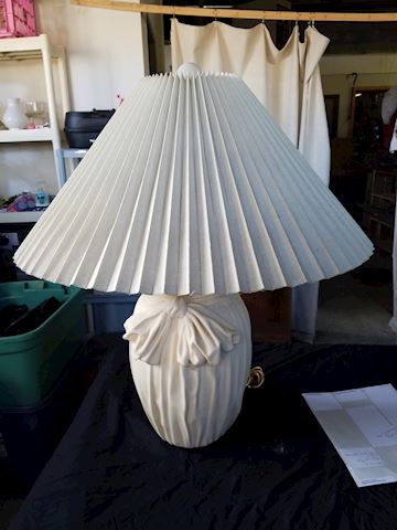 Art Deco Lamp -
