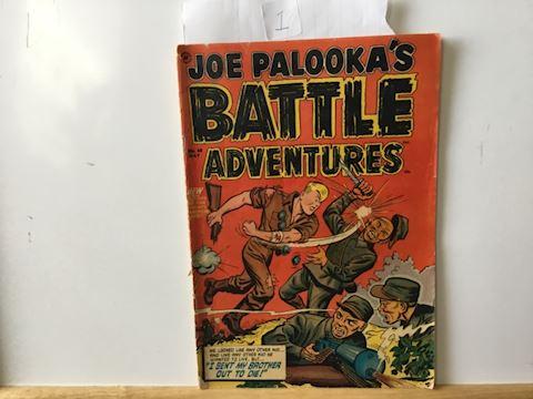 Battle adventure 68