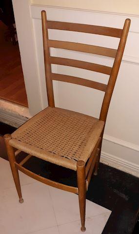 "FR  206  ""Hand Woven Chair"""
