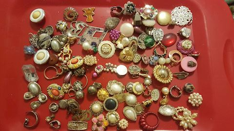 Huge lot of Craft Jewelry