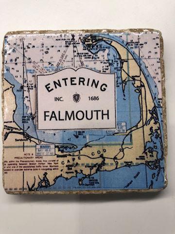 Falmouth Coaster Tile