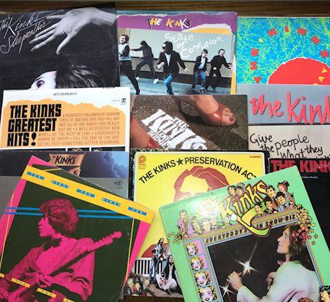 11 Kinks Albums