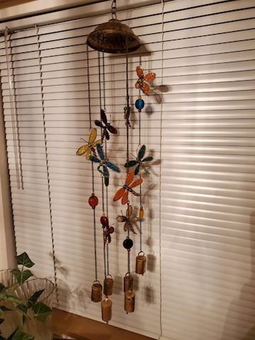 Dragon Fly Wind Chime