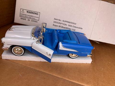 1955 oldsmobile super 88 NMMM  certified