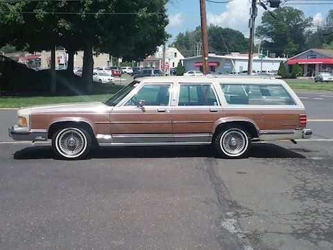 1990 Grand Marquis Colony Park