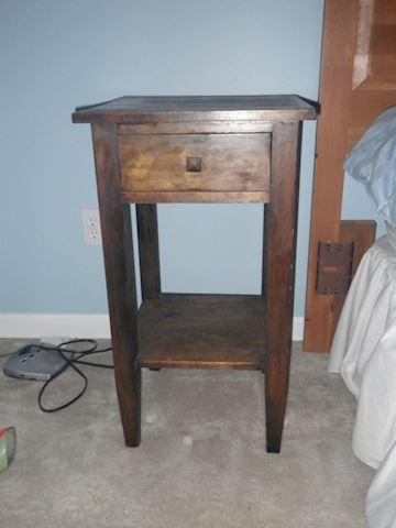 Nightstand (Bedroom #2)