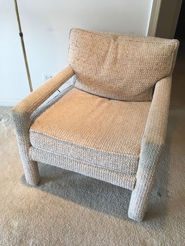 Pair of 2 1970's Vintage Armchairs