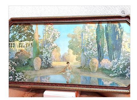 Geoffrey Holt Vintage Art