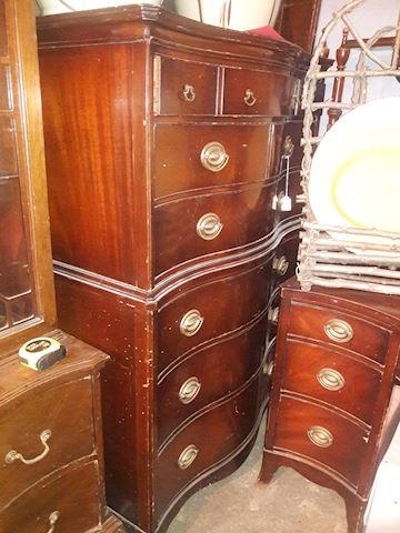 6 Drawer Drexel Travis Court Dresser