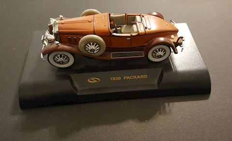 1930 Packard Model Car