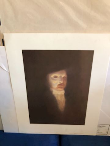 Act 1, signed limited edition, Bradly J. Parrish