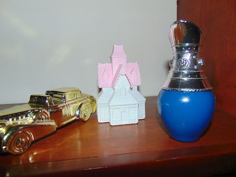 Avon Collectible Bottles
