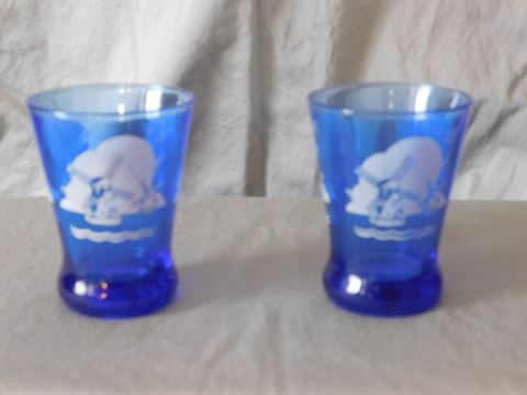 Shot glasses (2)