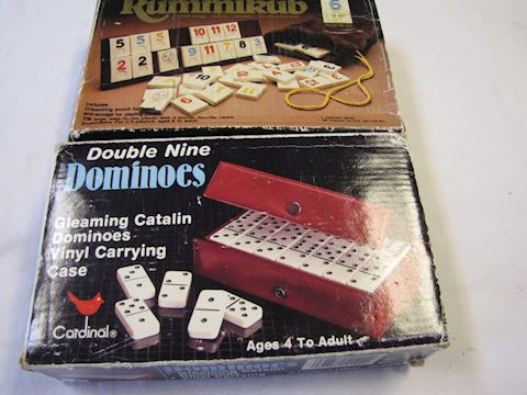 Two Popular Games